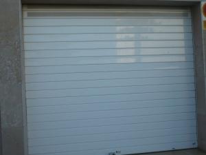puertas de garaje enrollables de aluminio. puertas automticas with